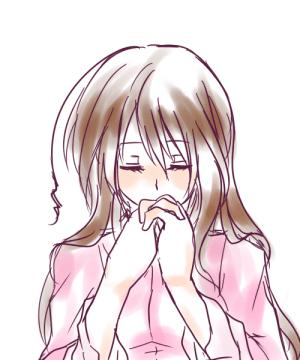anime prayer