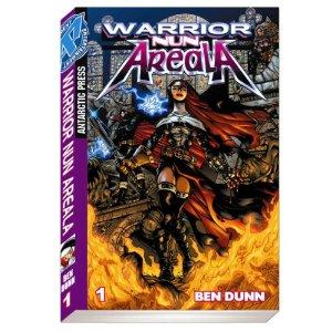 Warrior Nun Areala Volume 1
