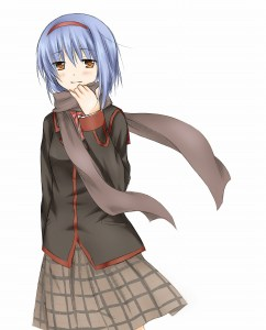 Mio Little Busters