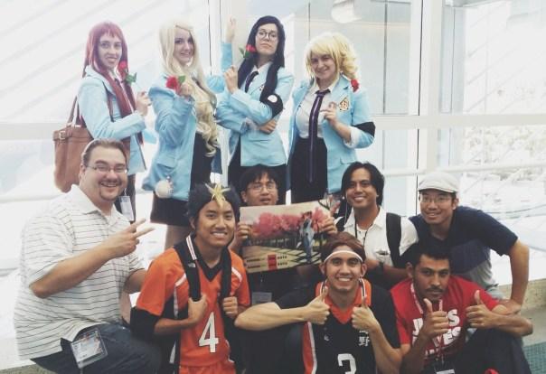 Ouran genderbend cosplay