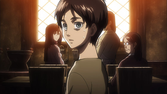 eren mikasa eren's mom and dad