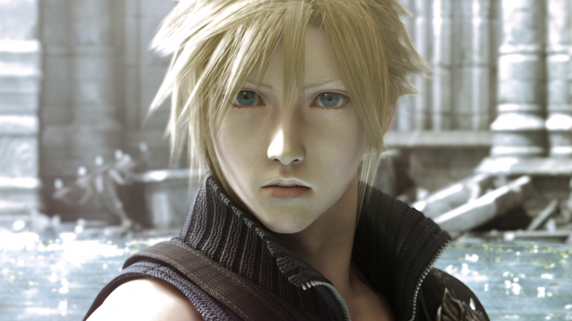 Gaming With God Cloud Strife Finds Forgiveness Beneath The Tangles
