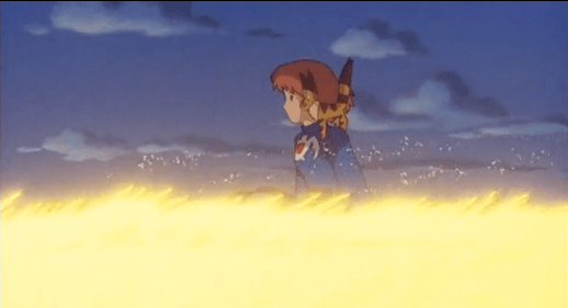 Nausicaa unmistakably fulfilled the prophecy, yet she fulfilled in a way that was unexpected.