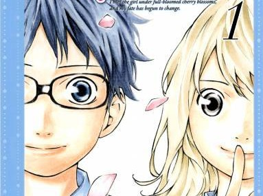 Your lie in April Christian manga recommendation