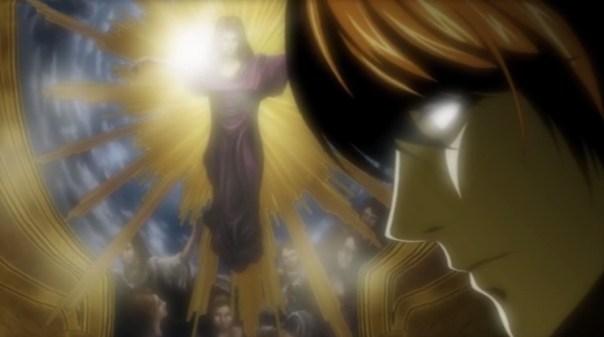 light yagami god