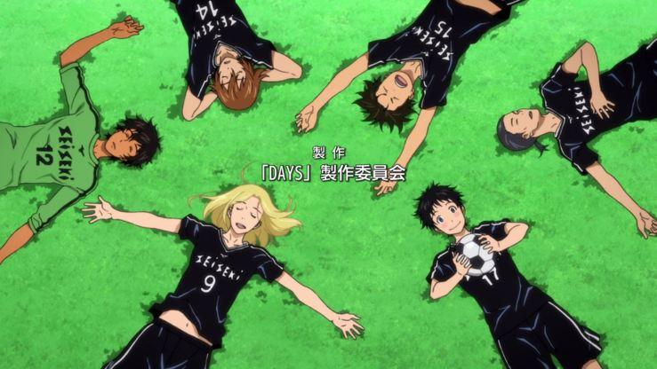 Days season 2 opening song image