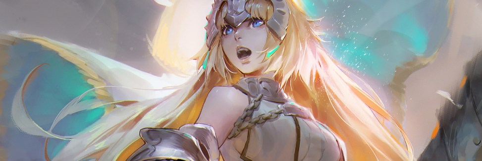 Thin Line Between Jeanne and Alter — Beneath the Tangles