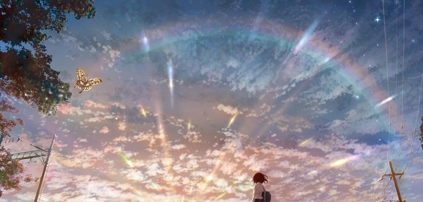 rainbow hope anime