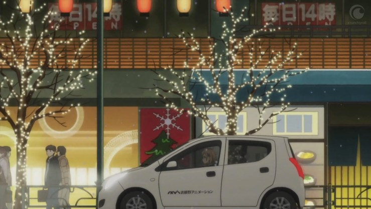 Shirobako and a Working Christmas | Beneath the Tangles