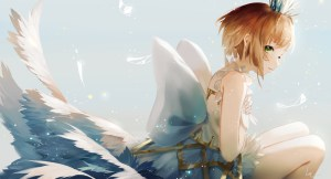 sakura kinomoto angel