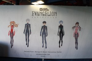 evangelion anime matsuri banner