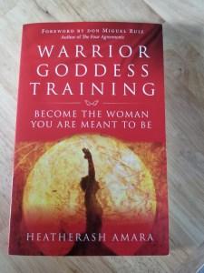 Bibliomancy - A copy of Warrior Goddess Training