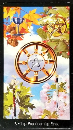 Wheel of the Year -