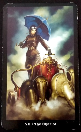 Weekly Tarot Reading: The Chariot