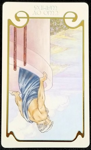 Weekly Tarot Reading - Two of Wands, Reversed