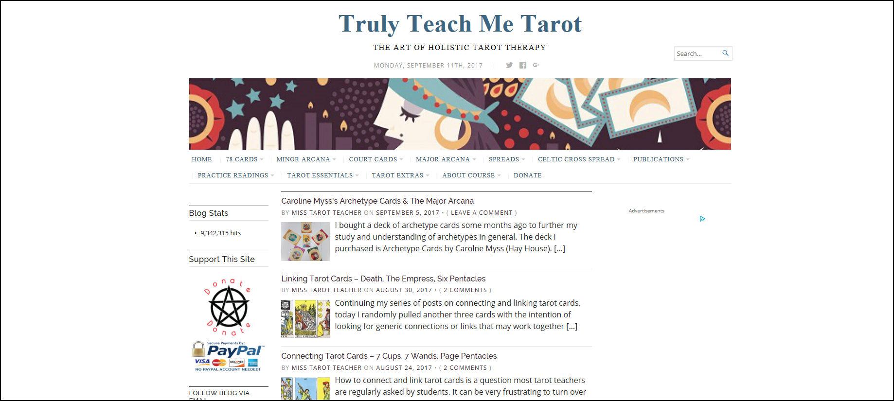 5 Beginner Tarot Courses For Free Benebell Wen