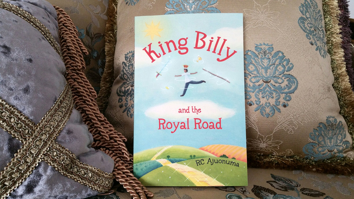 King Billy And The Royal Road Tarot Inspired Children S Book Benebell Wen