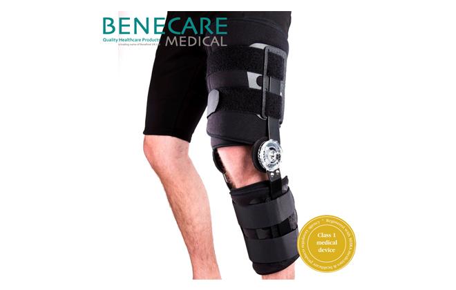 ROM Knee brace