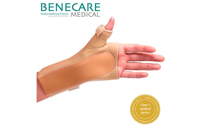 NeoWrap Wrist-thumb closed
