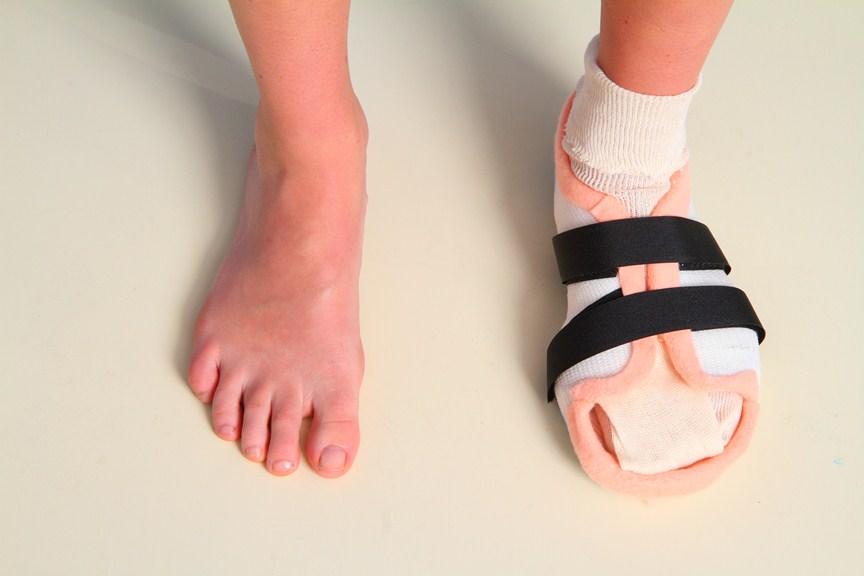 DFU slipper