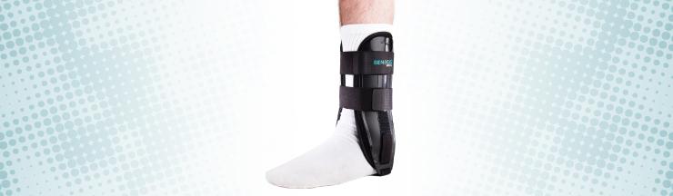 memory ankle brace