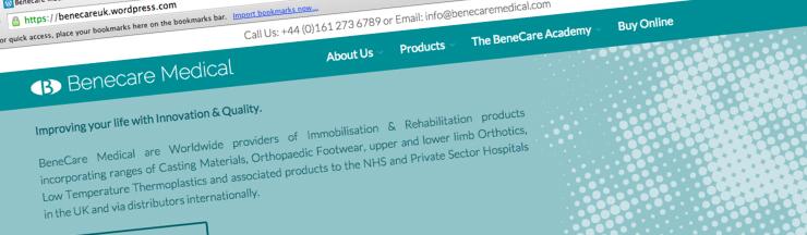 benecare new website