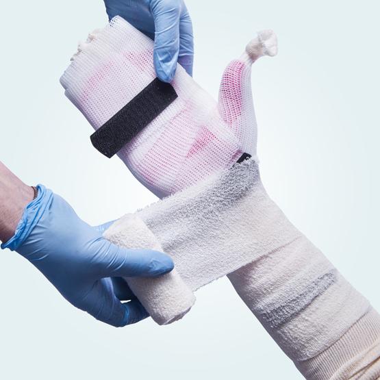 benecare cotton crepe bandage