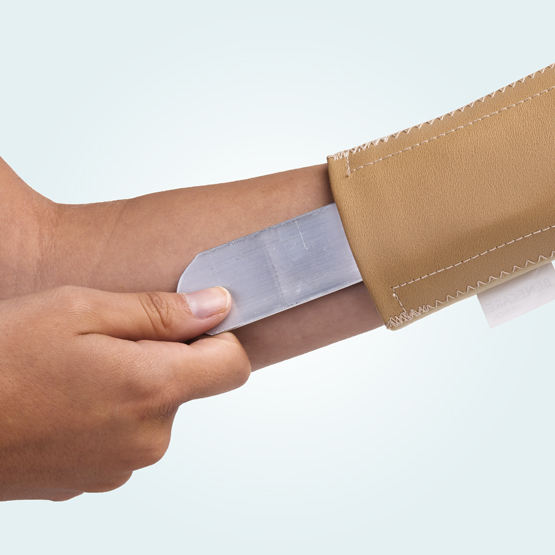 benecare neo-wrap wrist thumb support insert