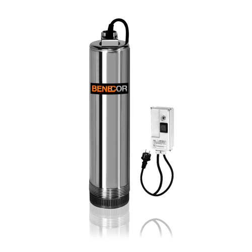 Benecor DEF 1 HP Submersible Pump