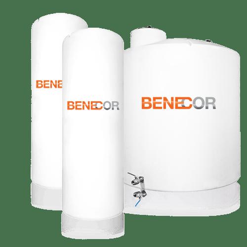 Benecor Vertical Warm Weather Bulk Storage DEF Tank