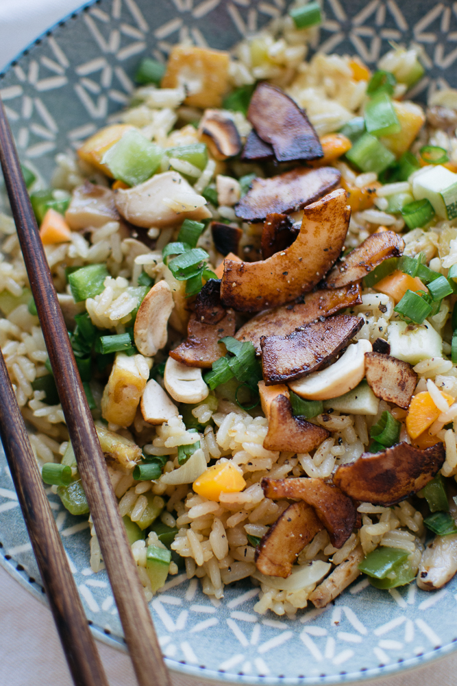Fried Rice: riso orientale