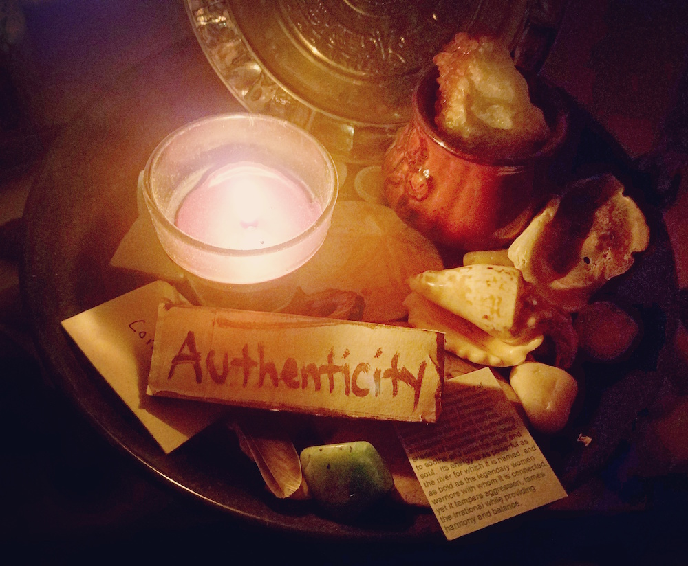 Authenticity, Yoga