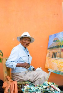 Sayulita Mexico Painter