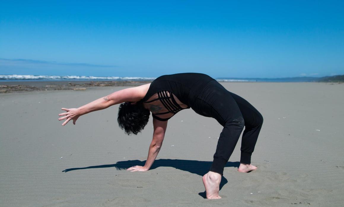 yoga in portland