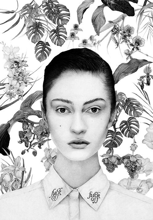 Marine - Melanie Gregoire