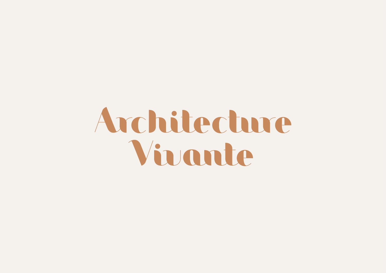 Architecture Vivante