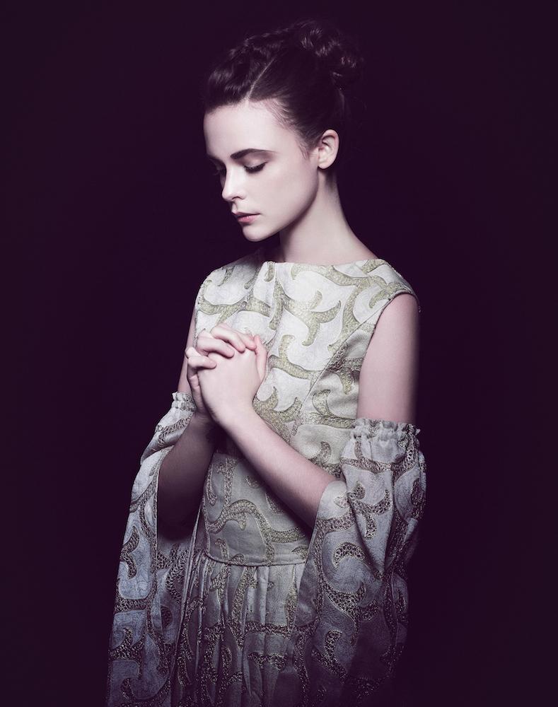 Silentium Spiritualis 6 - Beauty - Beaute - Mode - Fashion - Bénédicte Manière - Photographe Nuits Saint Georges - Bourgogne