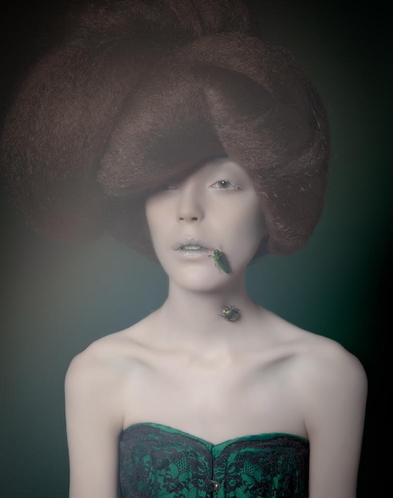 Tempus Fugit 4 - Beauty - Beaute - Mode - Fashion - Bénédicte Manière - Photographe Nuits Saint Georges - Bourgogne