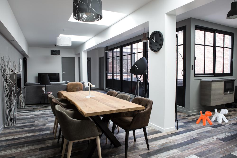 Appartement design 3 - resideco dijon intérieur - Architecture - Bénédicte Manière - Photographe Nuits Saint Georges - Bourgogne