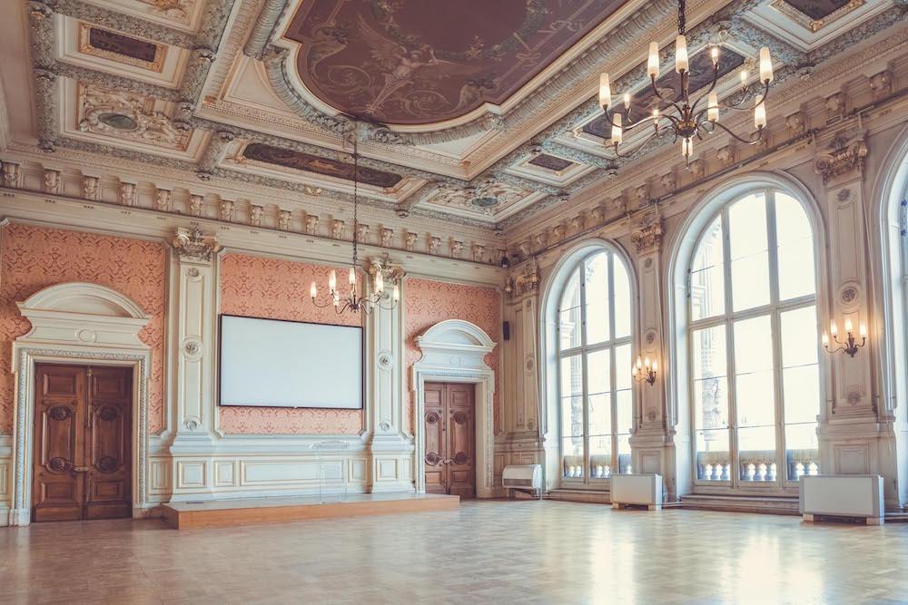 Palais de la bourse lyon salle ampère - Architecture - Bénédicte Manière - Photographe Nuits Saint Georges - Bourgogne