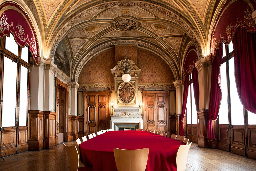 Palais de la bourse lyon salle agents de change - Architecture - Bénédicte Manière - Photographe Nuits Saint Georges - Bourgogne