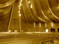 Interior of Terra Sancta Retreat Center Chapel