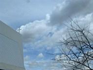 Exterior of Terra Sancta Retreat Center