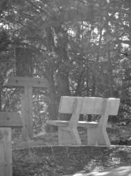Stations of the Cross at Terra Sancta Retreat Center