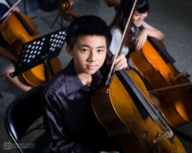 05 Young Cellist, Kaohsiung City (by Benedict Young)