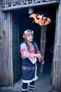 Mayasvi, scared fire light.