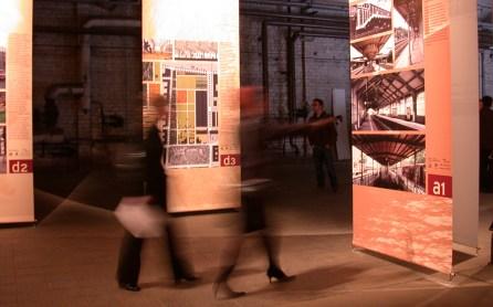 "Ausstellung ""Alter Schlachthof Berlin"""