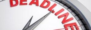 Deadline Clock for Covered California