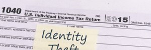 1040 tax document