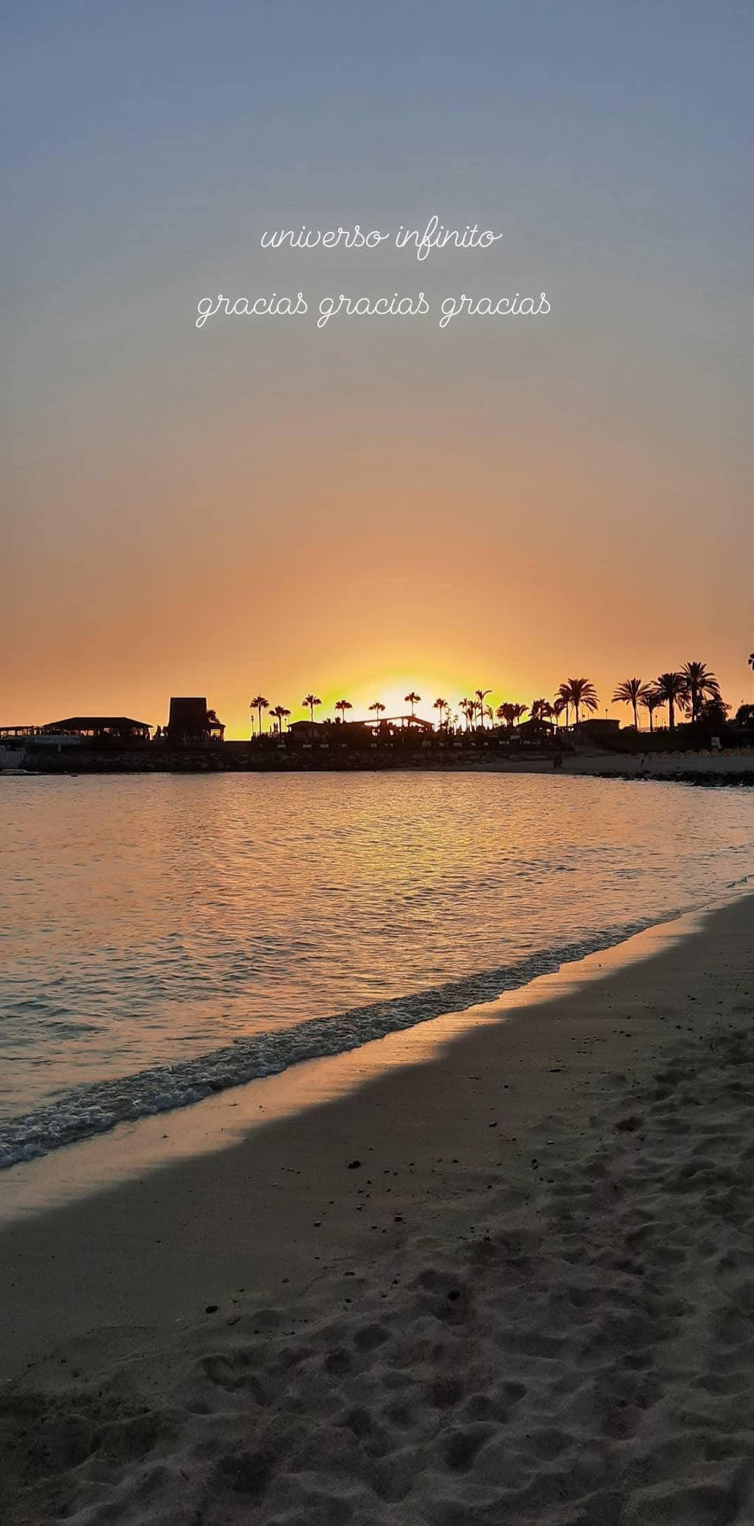 Atardecer en Playa de Amadores
